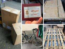 Thủ tục nhập khẩu hàng hành lý cá nhân, tài sản di chuyển, quà biếu tặng, hàng mẫu