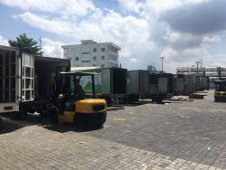 Dịch vụ vận tải của xuất nhập khẩu Nhật Minh Khánh