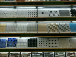 Thủ tục nhập khẩu gạch ngoại thất Mosaic dùng trang trí trong xây dựng, hồ bơi