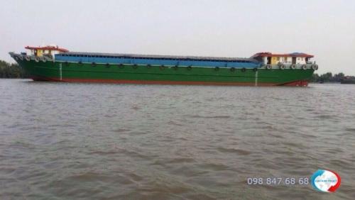 Vận chuyển hàng hóa bằng sà lan từ TPHCM đi Campuchia - dịch vụ cung cấp bởi Dịch Vụ Hải Quan Trọn Gói - XNK Đại Kim Phát