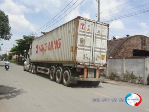 Dịch Vụ Hải Quan Trọn Gói - XNK Đại Kim Phát nhận báo giá vận chuyển container đường bộ
