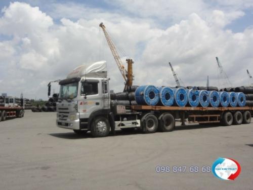 Vận chuyển hàng hóa đường bộ - Dịch Vụ Hải Quan Trọn Gói - XNK Đại Kim Phát