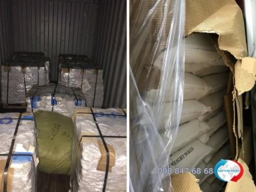 Hải quan kiểm tra lô hàng tạm nhập tại Việt Nam và tái xuất sang Campuchia - dịch vụ khai báo hải quan hàng tạm nhập tái xuất từ Dịch Vụ Hải Quan Trọn Gói - XNK Đại Kim Phát (3)