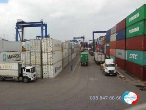 Nhận vận chuyển hàng hóa xuất nhập khẩu từ cảng về kho khách hàng và chiều ngược lại - dich vụ vận tải container từ Dịch Vụ Hải Quan Trọn Gói - XNK Đại Kim Phát