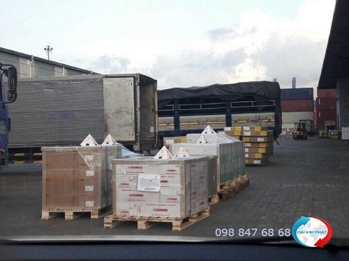 Công ty dịch vụ xuất nhập khẩu TPHCM